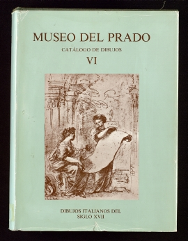 Dibujos italianos del siglo XVII