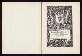 Baroque book illustration