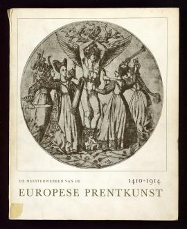 De Meesterwerken van de Europese Prentkunst