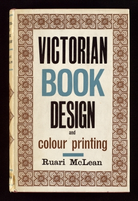 Victorian book design & colour printing