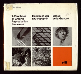 A Handbook of graphic reproduction processes