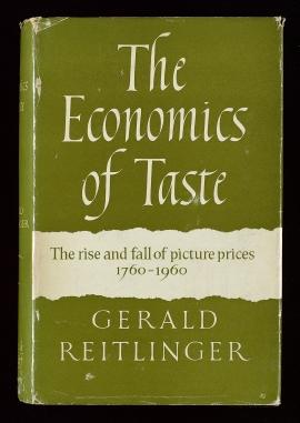 The Economics of taste