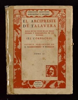 El Arcipreste de Talavera habla de los vicios de las malas mujeres y complexiones de los hombres.