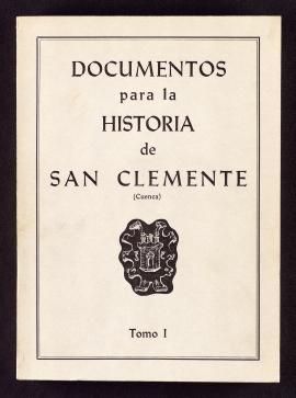 Documentos para la historia de San Clemente