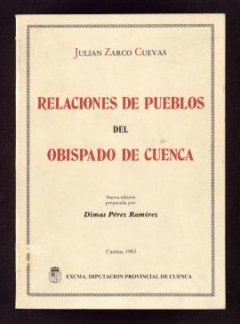 Relaciones de pueblos del Obispado de Cuenca