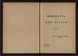 Biografía de San Julián