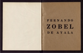 Fernando Zóbel de Ayala