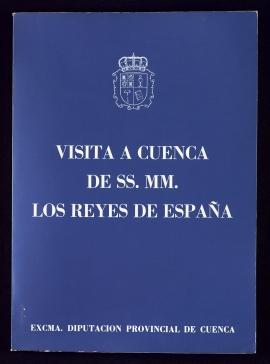 Visita a Cuenca de SS. MM. los Reyes de España
