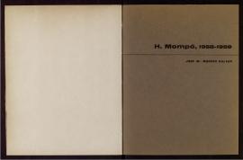 H. Mompó, 1958-1959