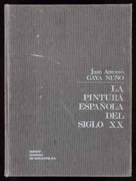 La Pintura española del siglo XX
