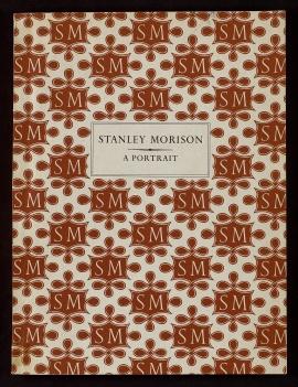 Stanley Morison, a portrait