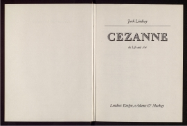 Cézanne, his life and art