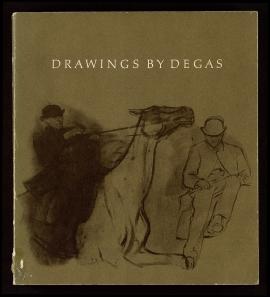 Drawings by Degas