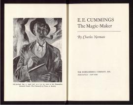 E. E. Cummings, the magic-maker