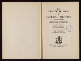 The practical book of American antiques