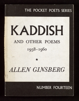 Kaddish and other poems, 1958-1960