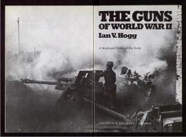 The Guns of World War II