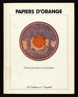 Papiers d'orange