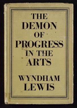 The Demon of progress in the art
