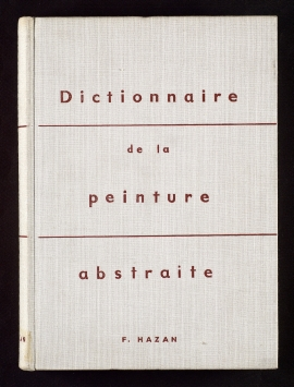 Dictionnaire de la peinture abstraite