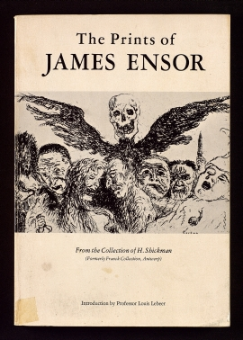 The Prints of James Ensor