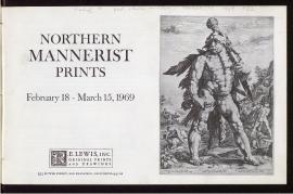 Northern mannerist prints