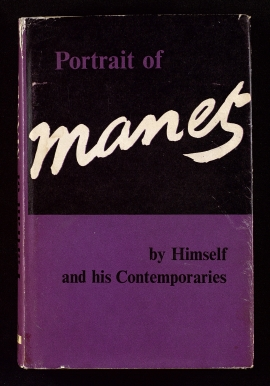 Portrait of Manet by himself and his contemporaries