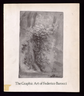The Graphic art of Federico Barocci