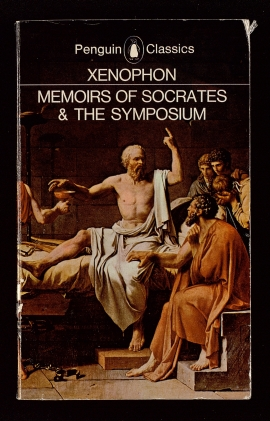 Memoirs of Socrates and The Symposium (The dinner party)