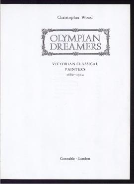 Olympian dreamers
