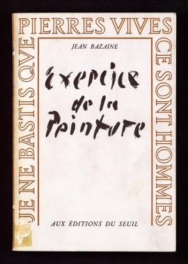 Exercice de la peinture