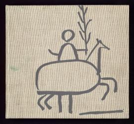 Esgrafiados de Picasso en el Colegio Oficial de Arquitectos de Cataluña y Baleares