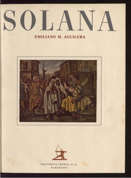 José Guitiérrez Solana
