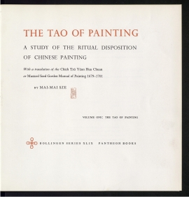 The Tao of painting