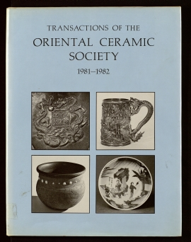 Transactions of the Oriental Ceramic Society